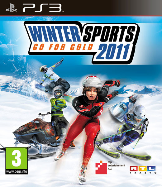 Winter Sports 2011: Go for Gold (PS3)
