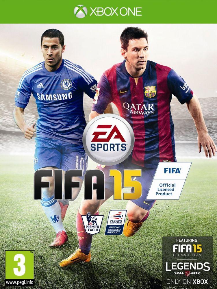FIFA 15 (Bazar/ Xbox One)