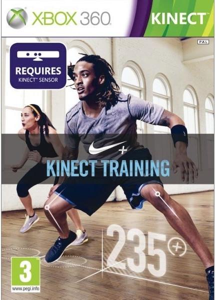 Fitness Nike Kinect Training (Bazar/ Xbox 360 - Kinect) - BC