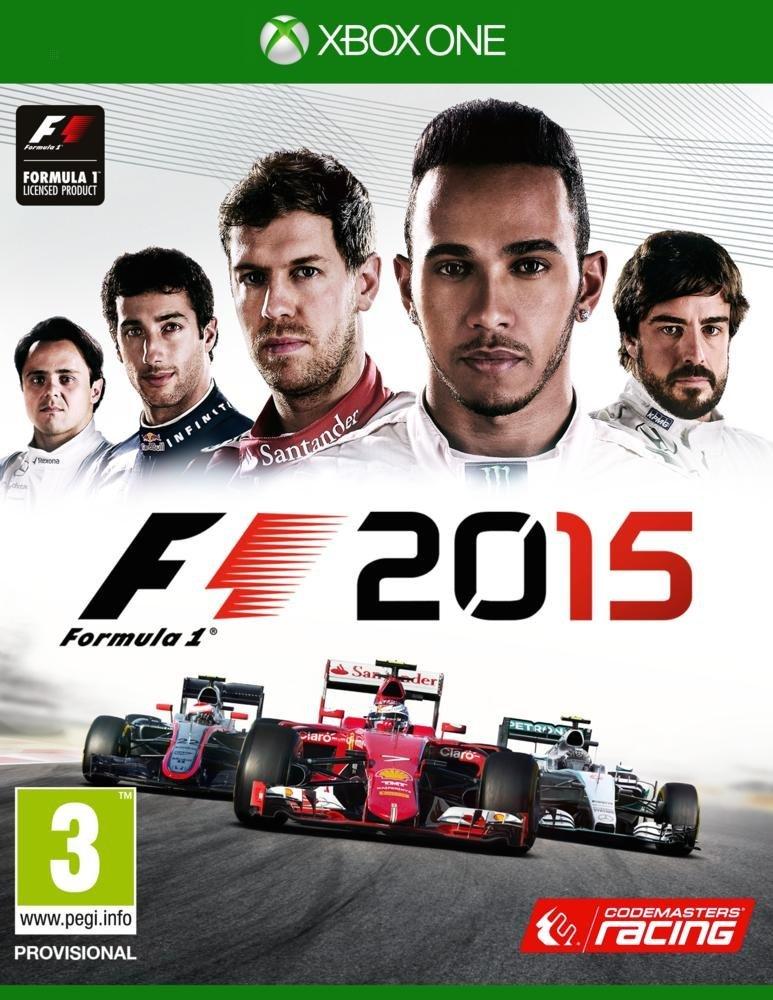 F1 2015 (Bazar/ Xbox One)