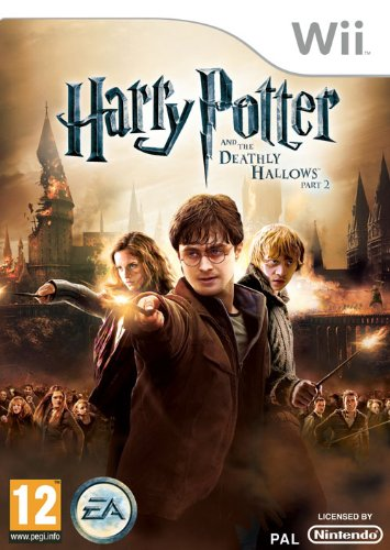 Harry Potter and the Deathly Hallows: Part 2 (Bazar/ Wii)