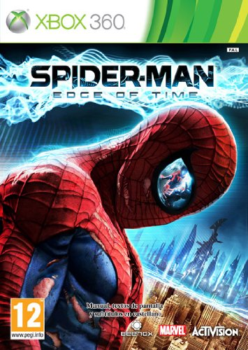 Spider-Man Edge of Time (Bazar/ Xbox 360)