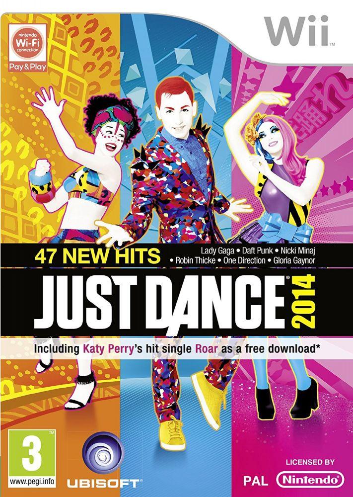 Just Dance 2014 (Bazar/ Wii)