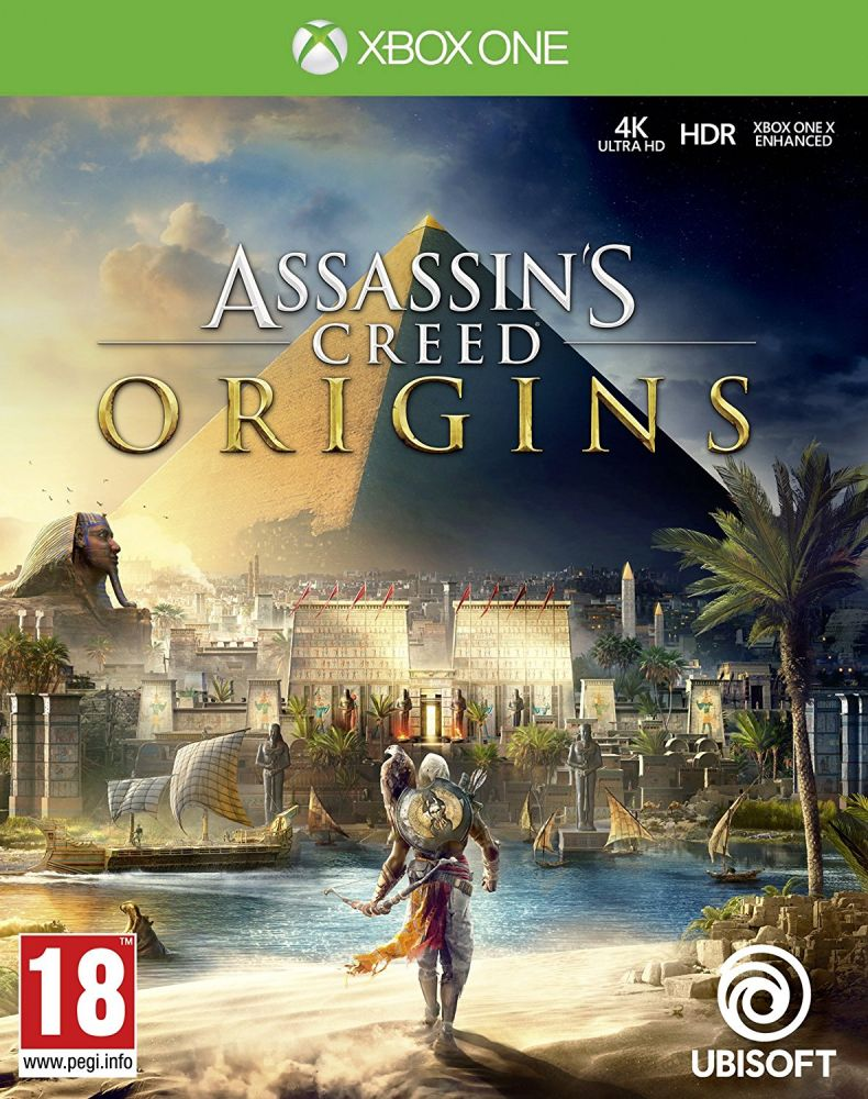 Assassins Creed Origins (Bazar/ Xbox One)
