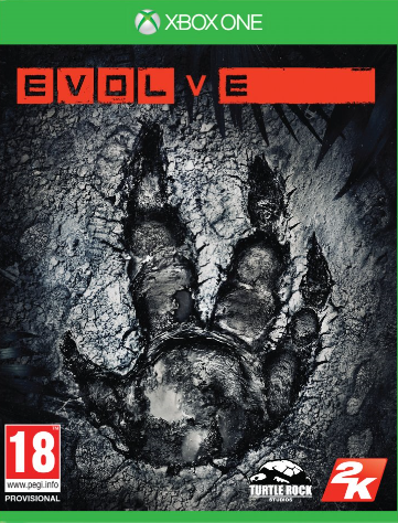 Evolve (Bazar/ Xbox One)