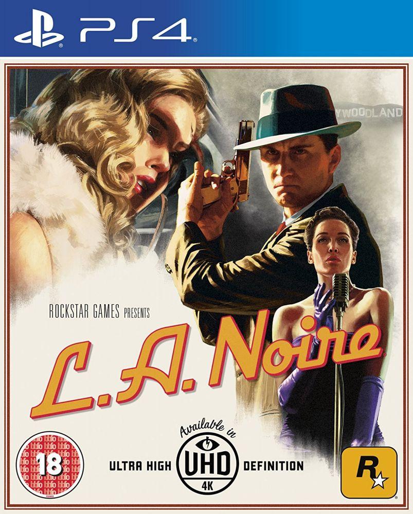 L.A. Noire (Bazar/ PS4)