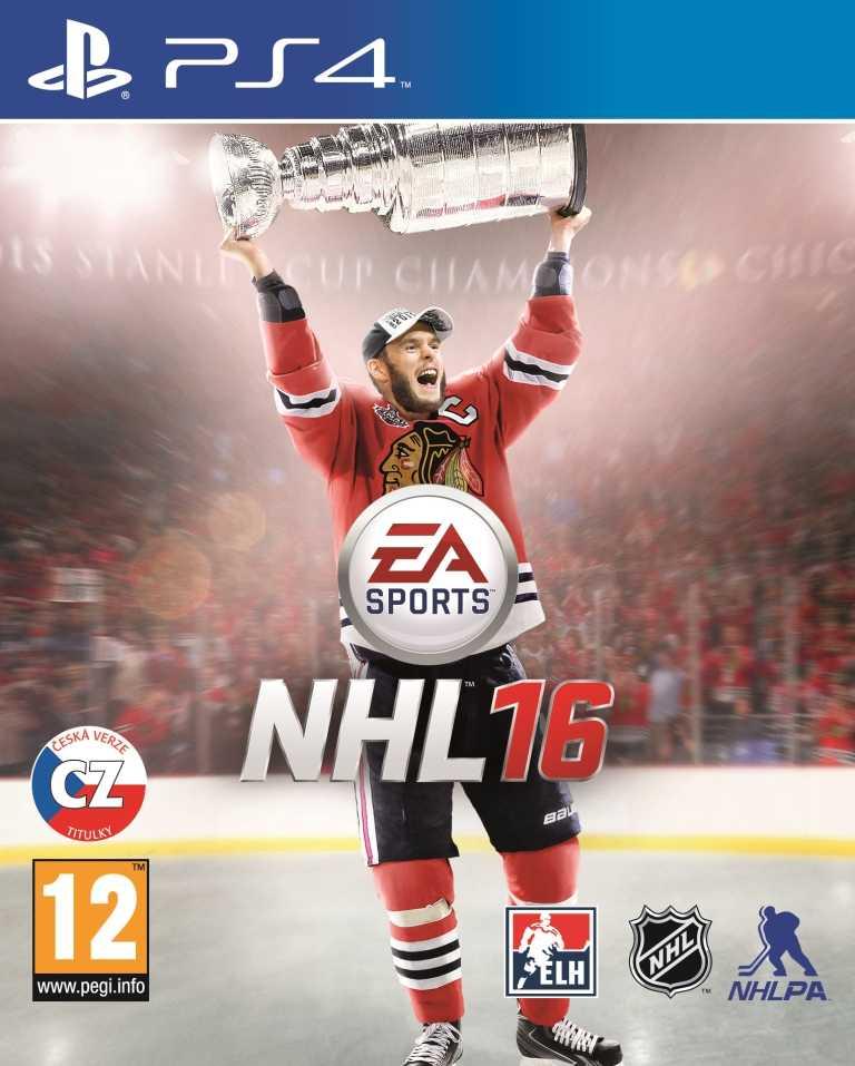 NHL 16 (Bazar/ PS4)
