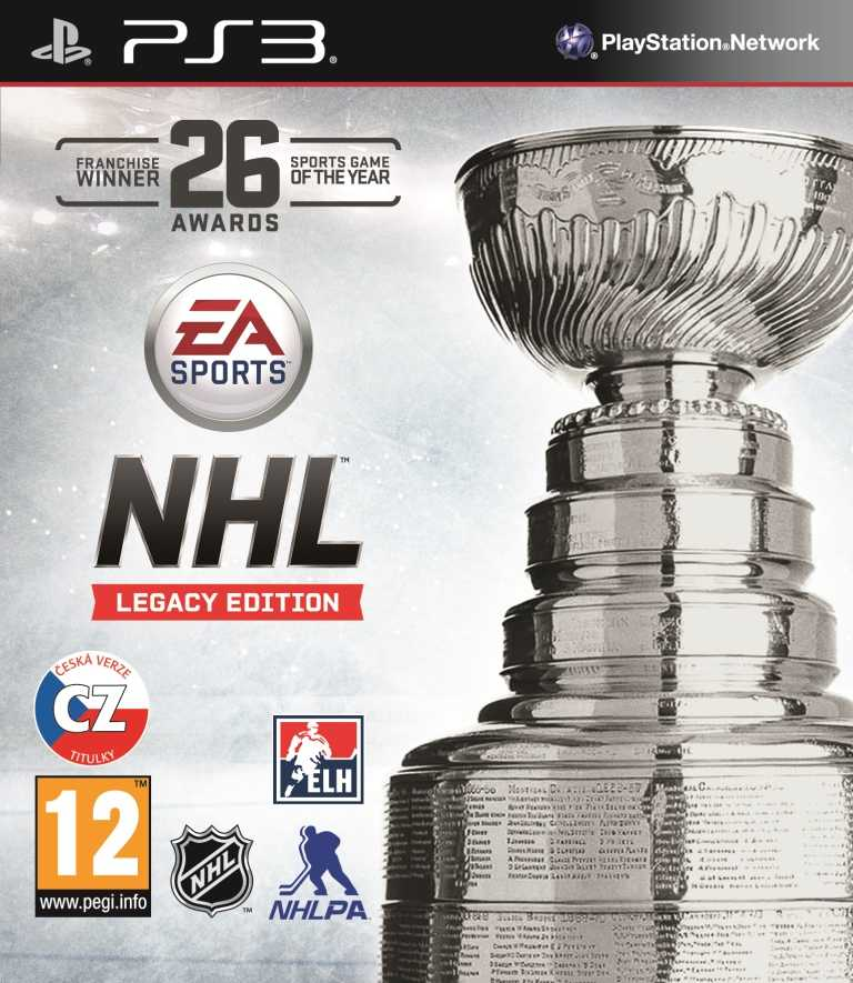 NHL 16 /Legacy Edition/ (PS3)