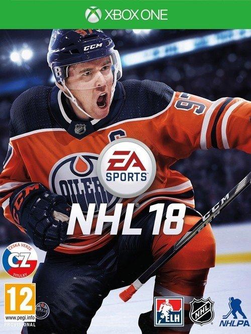 NHL 18 (Xbox One) - CZ
