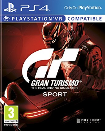 Gran Turismo Sport /PS HITS/ (PS4)