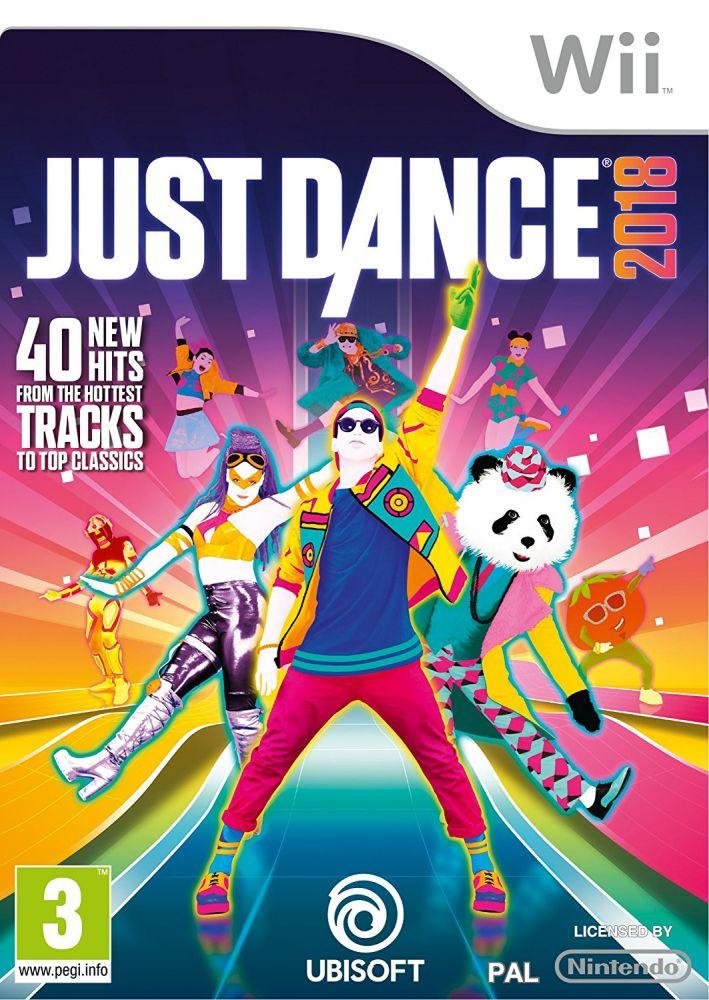 Just Dance 2018 (Bazar/ Wii)