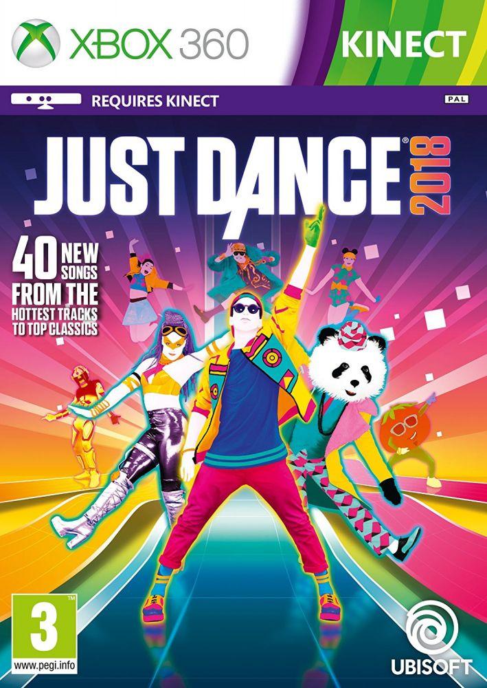 Just Dance 2018 (Bazar/ Xbox 360 - Kinect)