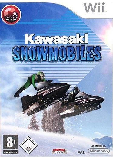 Kawasaki SnowMobiles (Bazar/ Wii)