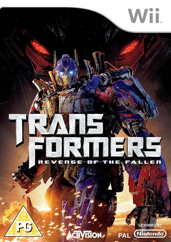 Transformers: Revenge of the Fallen (Bazar/ Wii)