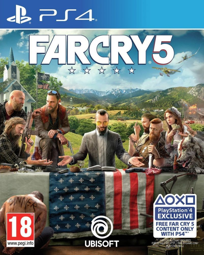 Far Cry 5 (PS4) - CZ