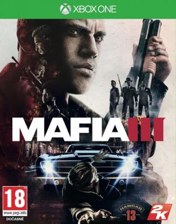 Mafia III /Mafia 3/ (Xbox One) - EN
