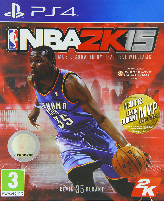 NBA 2K15 (Bazar/ PS4)