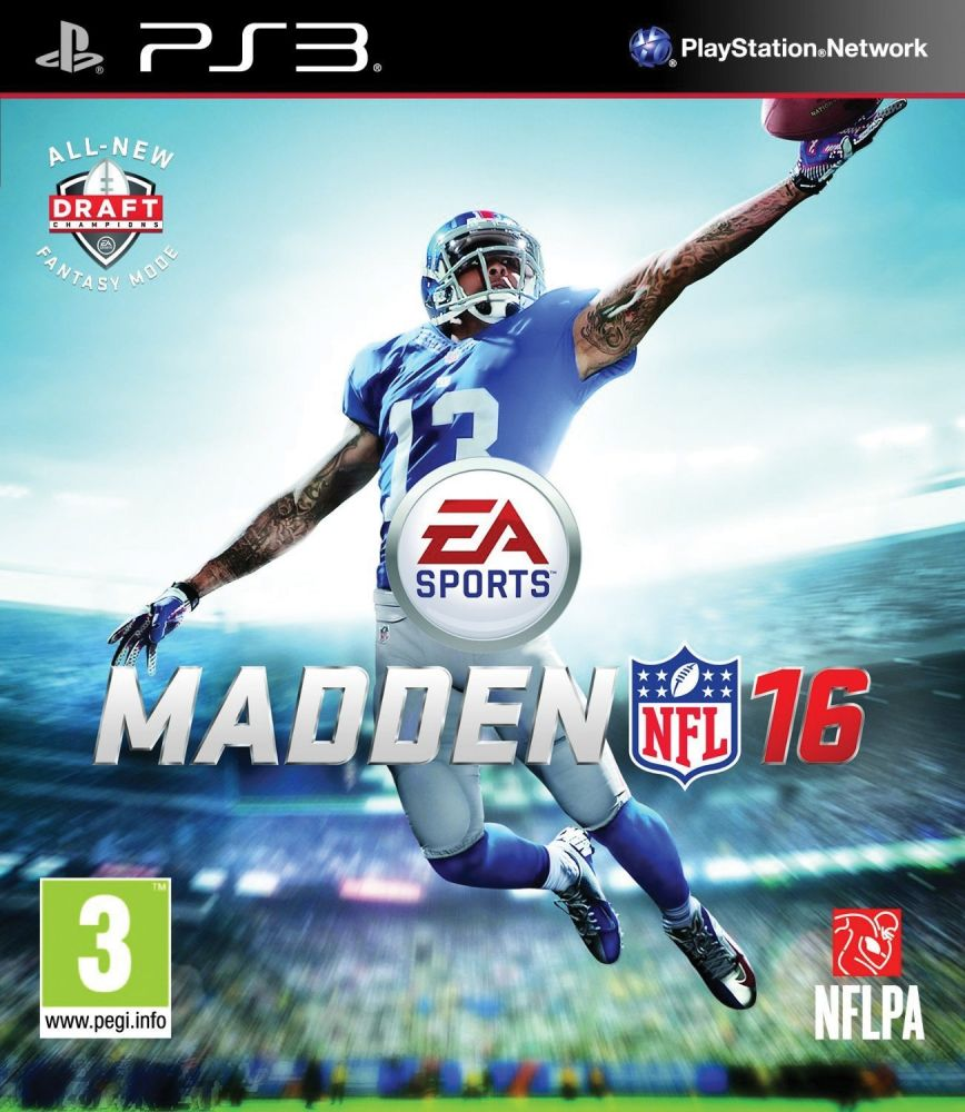 Madden NFL 16 (Bazar/ PS3)
