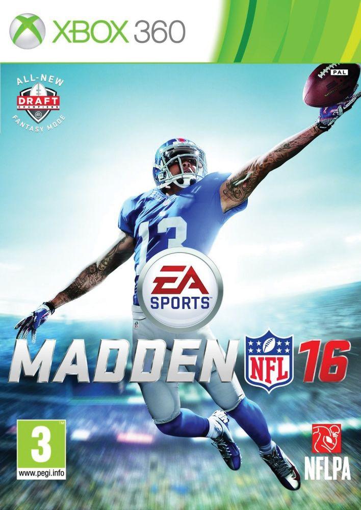 Madden NFL 16 (Bazar/ Xbox 360)