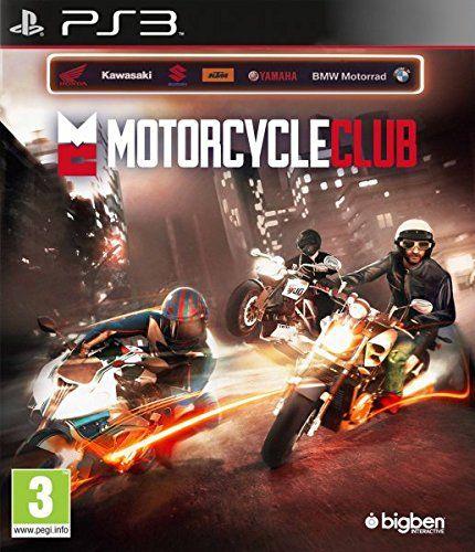 Motorcycle Club (Bazar/ PS3)