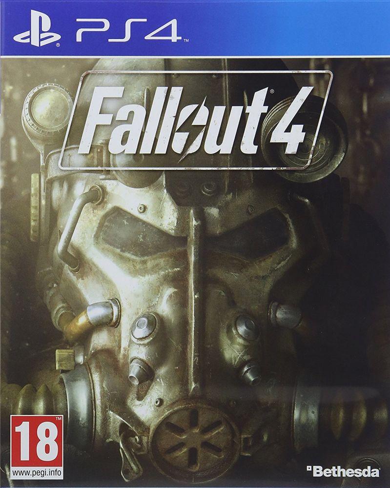 Fallout 4 (Bazar/ PS4)