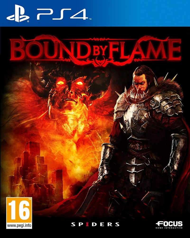Bound By Flame (Bazar/ PS4)