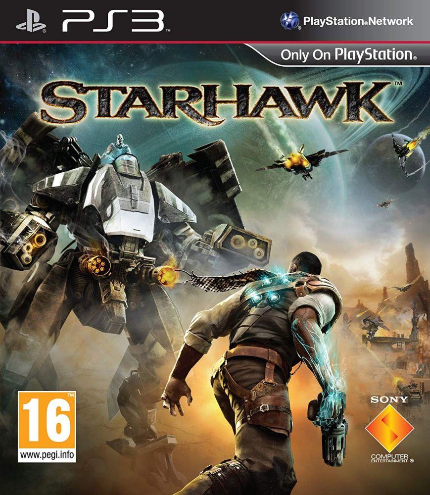 StarHawk (Bazar/ PS3)