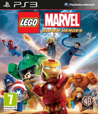 LEGO Marvel Super Heroes (Bazar/ PS3)