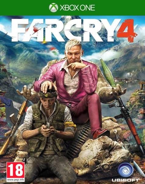 Far Cry 4 /Limited Edition/ (Bazar/ Xbox One)