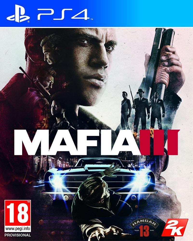 Mafia III /Mafia 3/ (Bazar/ PS4)