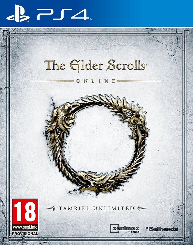 The Elder Scrolls Online: Tamriel Unlimited (Bazar/ PS4)