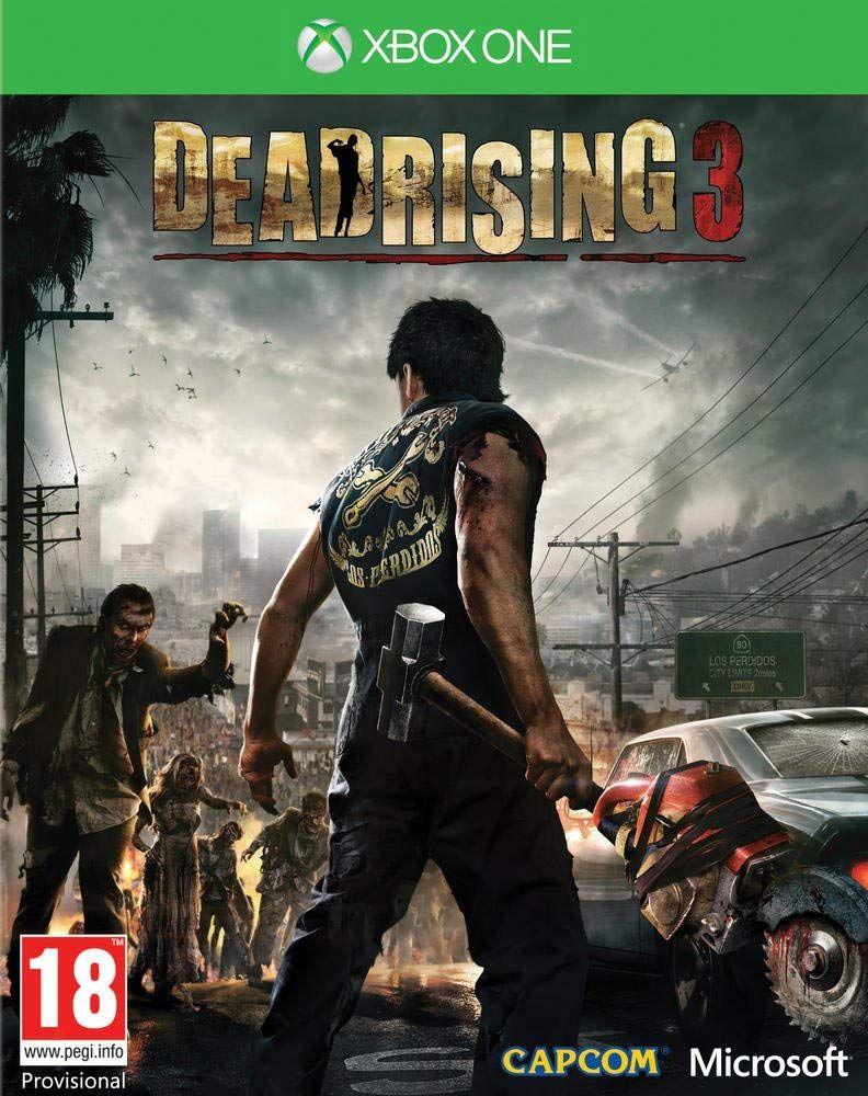 Dead Rising 3 (Bazar/ Xbox One)