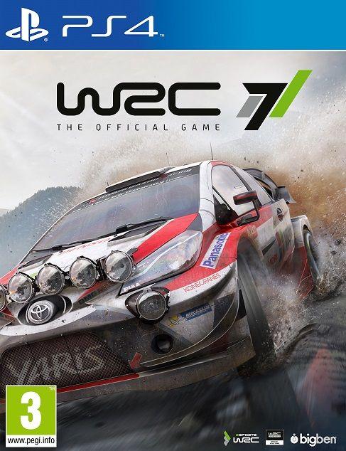 WRC 7 (Bazar/ PS4)