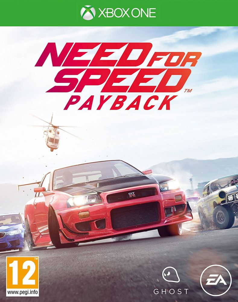 Need for Speed: Payback (Bazar/ Xbox One)