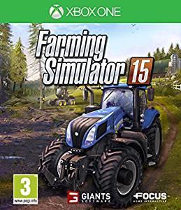 Farming Simulator 15 (Bazar/ Xbox One) - DE