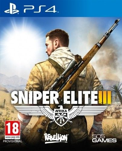 Sniper Elite 3 /Sniper Elite III/ (Bazar/ PS4)