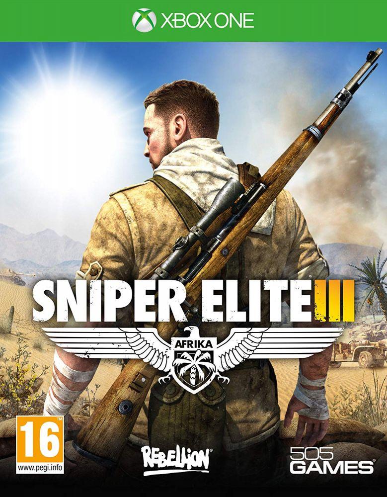 Sniper Elite 3 /Sniper Elite III/ (Bazar/ Xbox One)