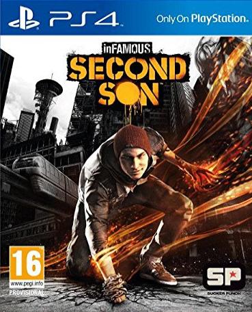 Infamous Second Son (Bazar/ PS4)