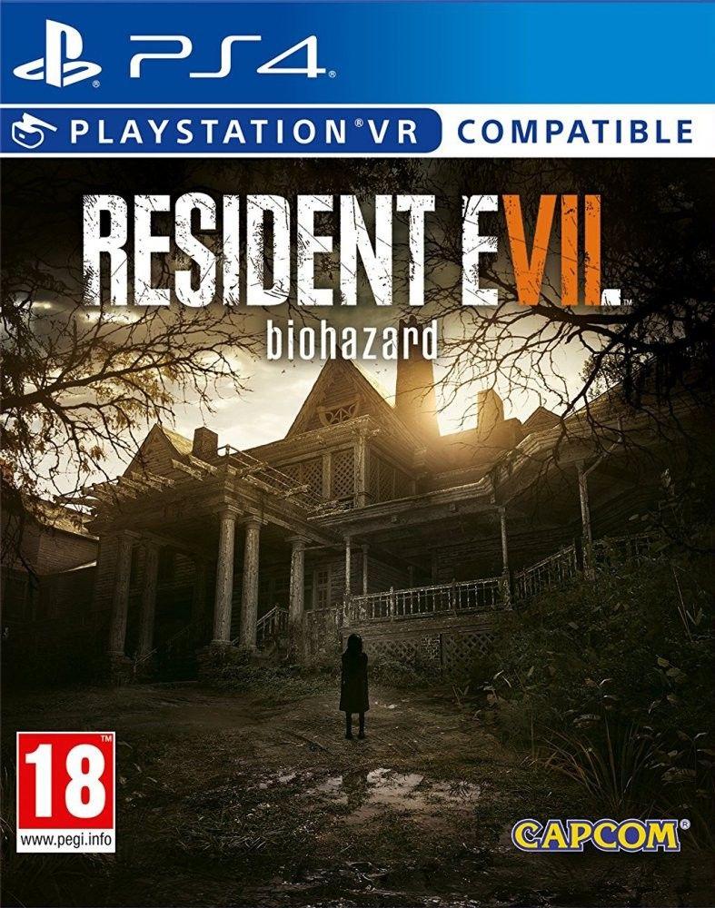 Resident Evil 7: Biohazard (Bazar/ PS4)