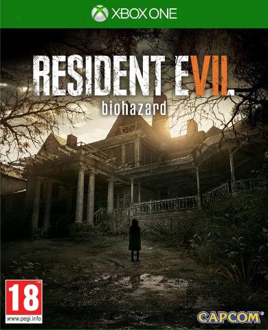 Resident Evil 7: Biohazard (Bazar/ Xbox One)