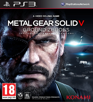 Metal Gear Solid V: Ground Zeroes (Bazar/ PS3)