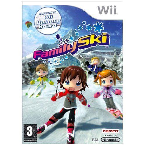 Family Ski (Bazar/ Wii)