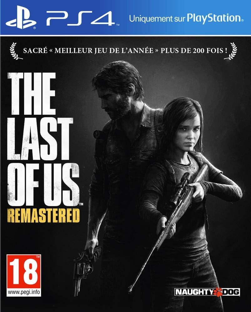 The Last of Us Remastered (PS4) - CZ