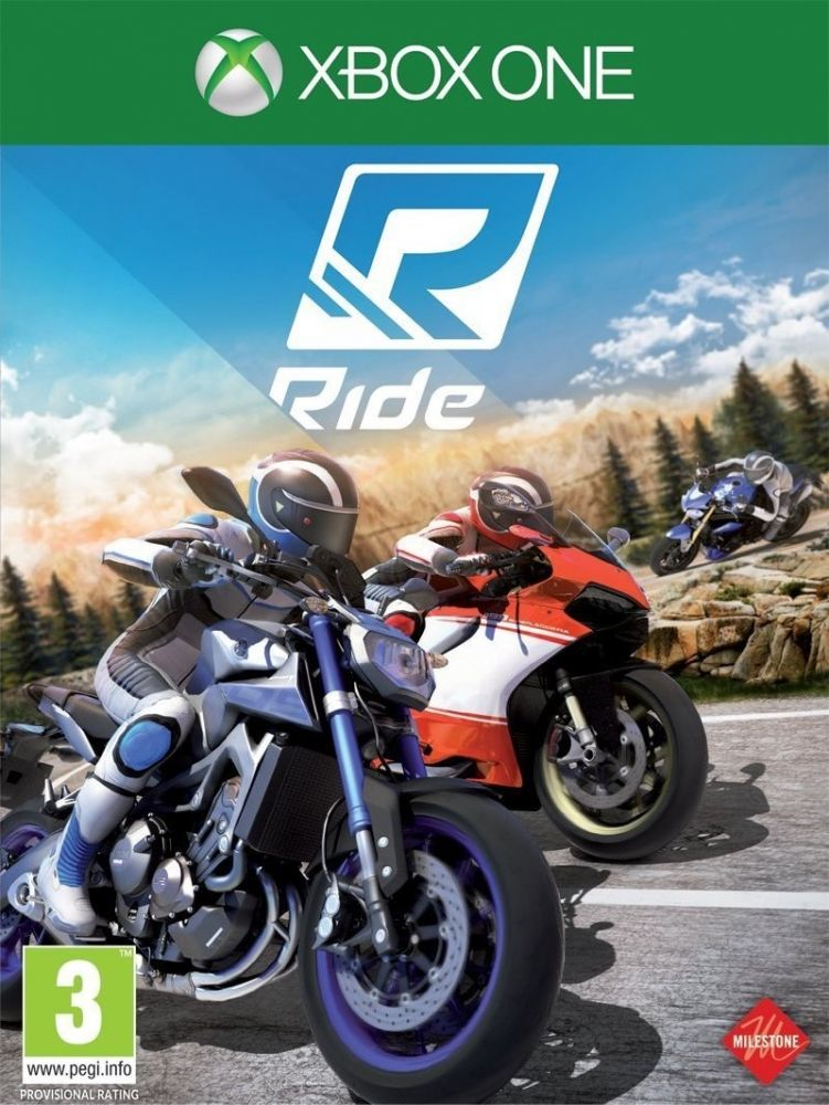 Ride (Bazar/ Xbox One)