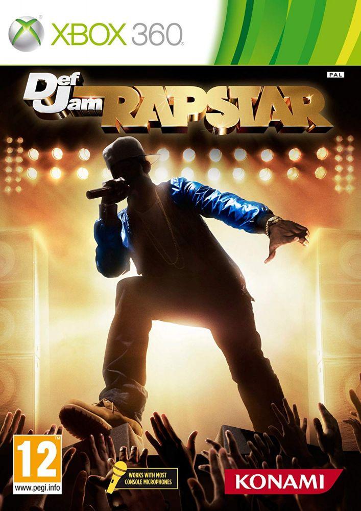 Def Jam Rapstar (Bazar/ Xbox 360)