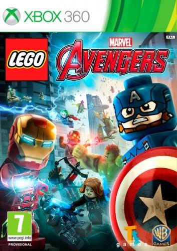LEGO Marvel Avengers (Bazar/ Xbox 360)