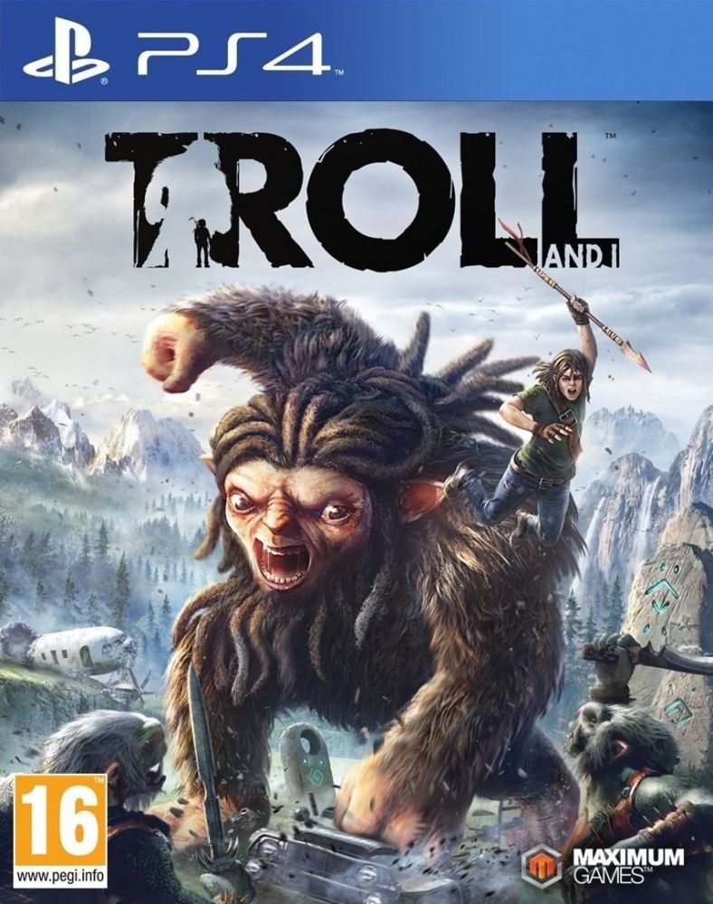 Troll and I (Bazar/ PS4)