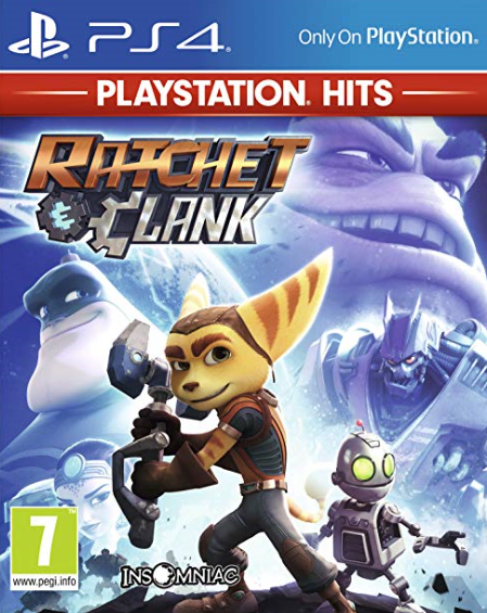 Ratchet and Clank /PS HITS/ (PS4)