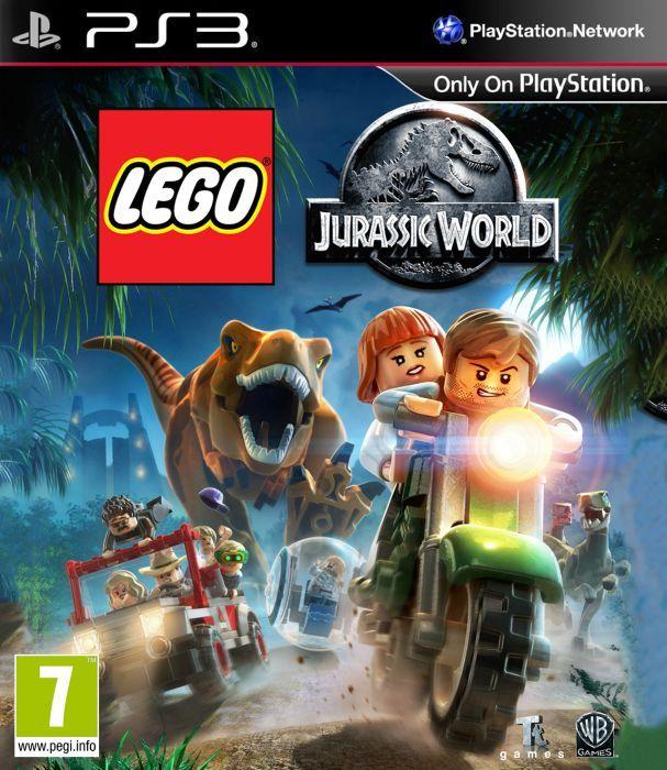 LEGO Jurassic World (Bazar/ PS3)