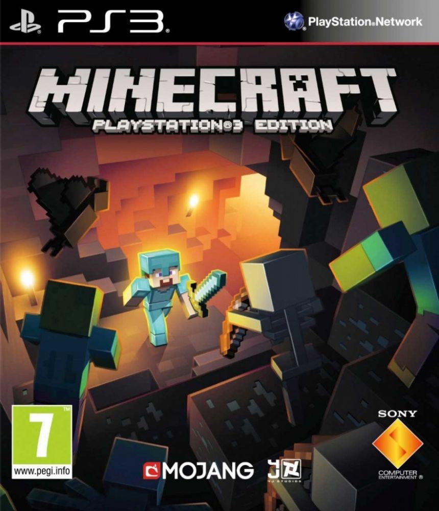 Minecraft (Bazar/ PS3)